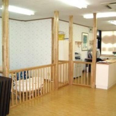 名古屋市天白区 自然素材リフォーム 天然木を使った託児所のリフォームの施工後写真(0枚目)