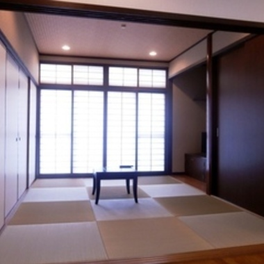 リフォーム後 琉球畳和室