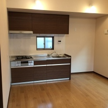 | 新築工事 キッチン