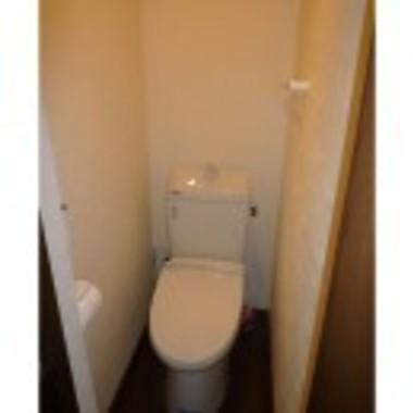リフォーム後 洋式トイレ1
