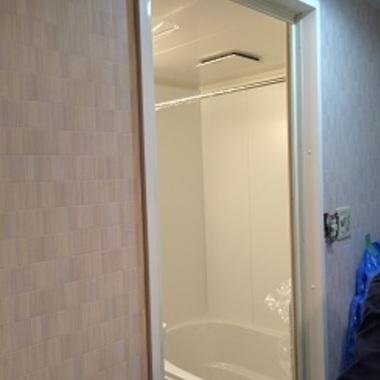 | 交換後 浴室