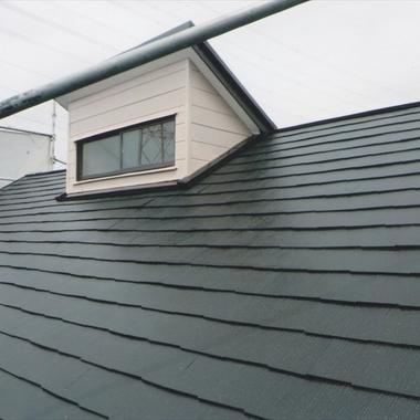| 塗装後 屋根