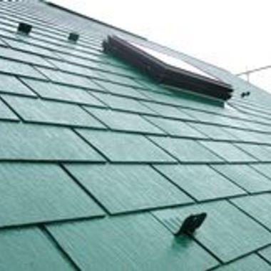 塗装後 屋根
