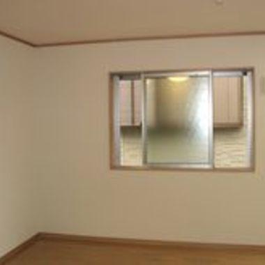増築工事後 洋室・窓大