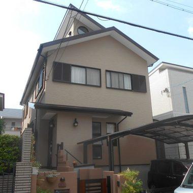 屋根・外壁・外構塗装後