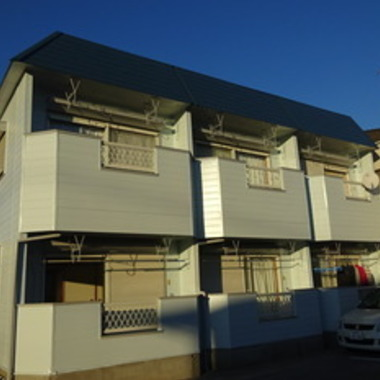 屋根塗装工事 ・外壁塗装工事 前