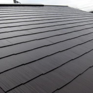 屋根塗装 後