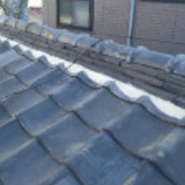 | 屋根漆喰工事