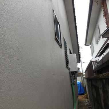 外壁劣化部分 塗装工事後