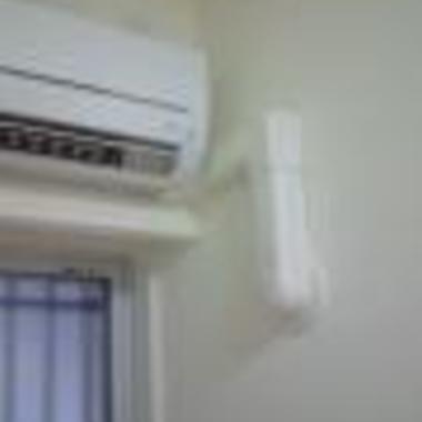 | エアコン取付工事