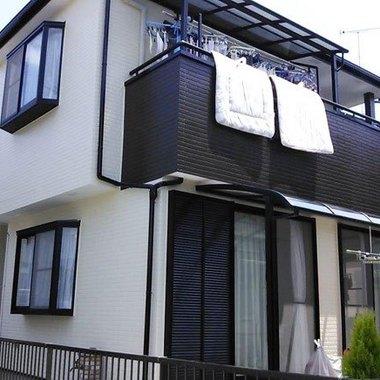 外壁塗装 日本ペイント:ファインシリコン 施工後