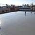 屋上防水工事・脱気塔の設置