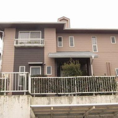 サイディング外壁塗装 コロニアル屋根塗装後