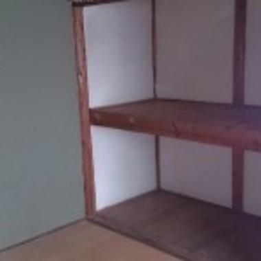 家の丸ごと片付け 作業後の和室