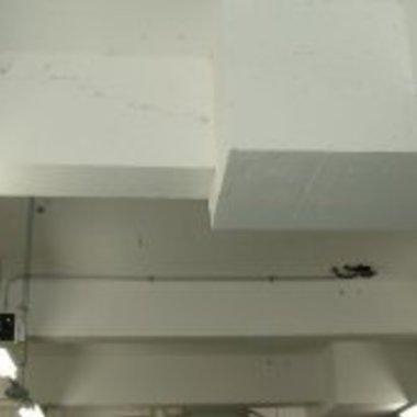 トランクルーム塗装工事後