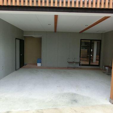 戸建て・増改築 車庫スペース