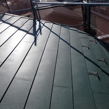| 外装リフォーム工事後 屋根