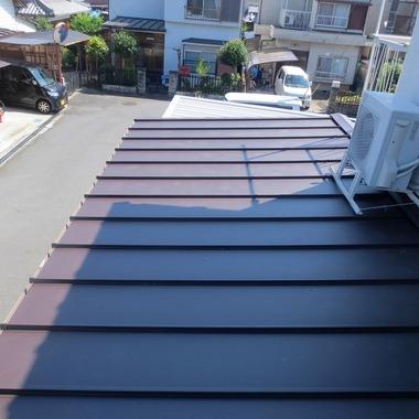 | 屋根取替工事後