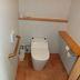 戸建てリフォ-ム後のトイレ