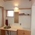 戸建てリフォ-ム後の洗面所
