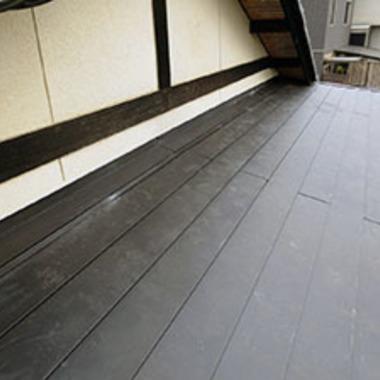 | 屋根改修工事後