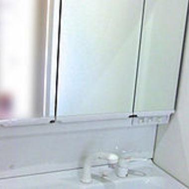札幌市白石区 洗面台クリーニング