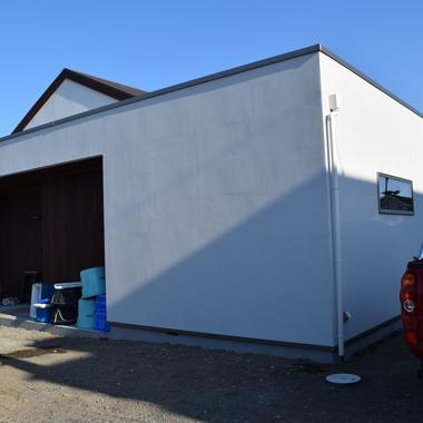 耐震工事・フルリノベーション後 外壁