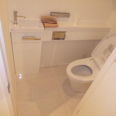 | 北区 トイレ補修工事