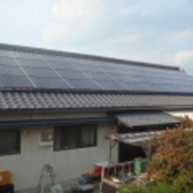 福岡市 太陽光パネルの設置