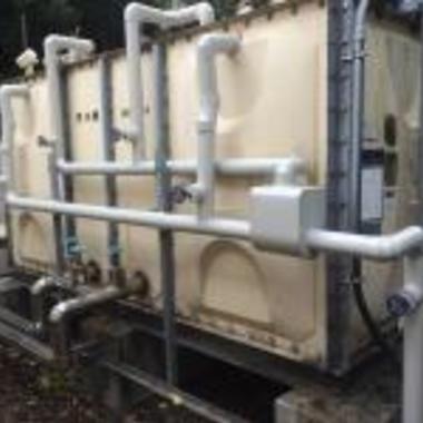 | 受水槽工事