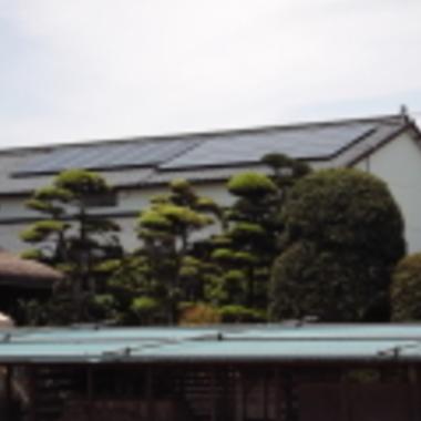 熊本市南区 太陽光パネル設置