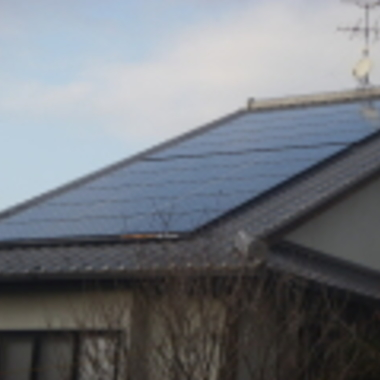 熊本市東区 太陽光パネル設置