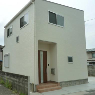 戸建て住宅 全面リフォーム 外観