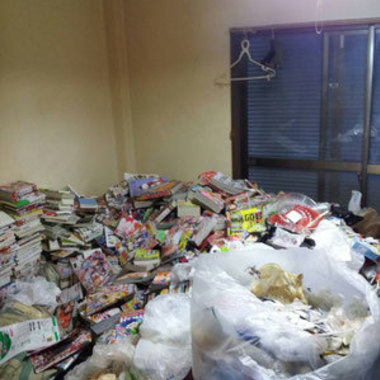 名古屋市港区 ゴミ屋敷掃除