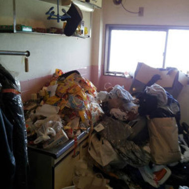 名古屋市中川区 ゴミ屋敷掃除