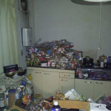 名古屋市熱田区 ゴミ屋敷掃除