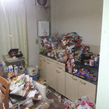 名古屋市昭和区 ゴミ屋敷掃除