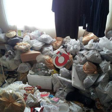 名古屋市中村区 ゴミ屋敷掃除