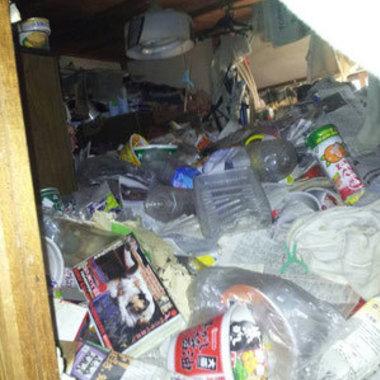 名古屋市西区 ゴミ屋敷掃除