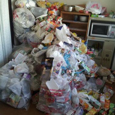 名古屋市東区 ゴミ屋敷掃除