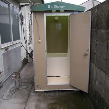 浴室 リフォーム 仮設 シャワー