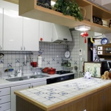 | 内装リフォーム キッチン