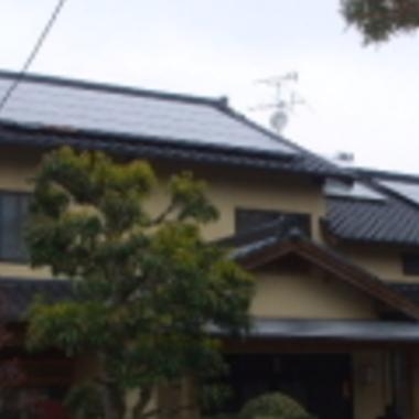 荒尾市 太陽光パネル設置