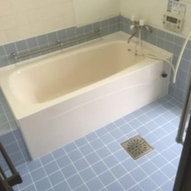 浴室改修 完了