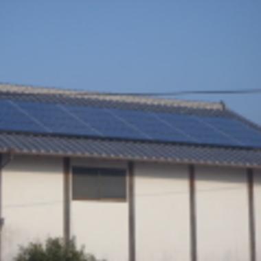 福岡市博多区 太陽光パネル設置