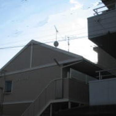 | 名古屋市中川区 アンテナ工事後