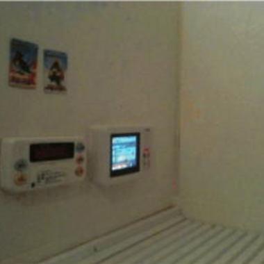 中村区 浴室テレビ用アナログ停波対策対応工事 テレビ