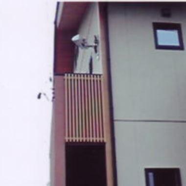 | 名古屋市北区 アンテナ工事