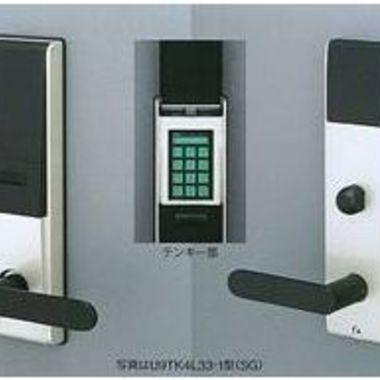 青森県 便利な鍵 鍵無しで開く テンキー