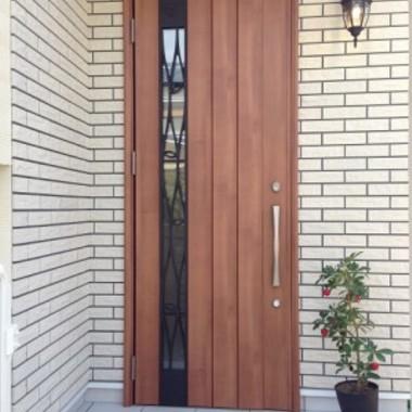ドア取付・交換後 アップ画像